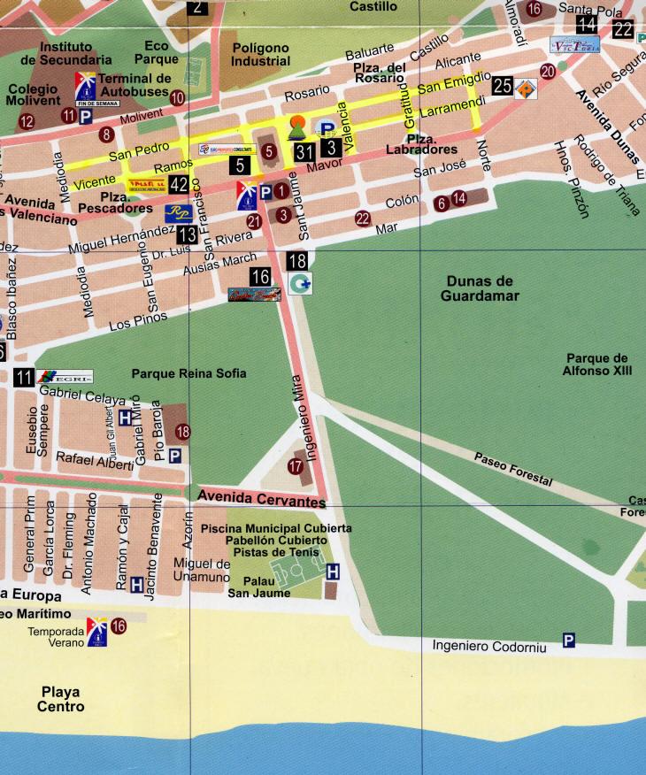Guardamar markets