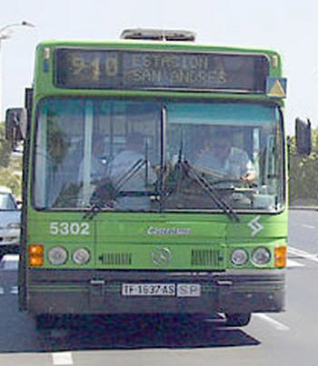 Guardamar bus routes